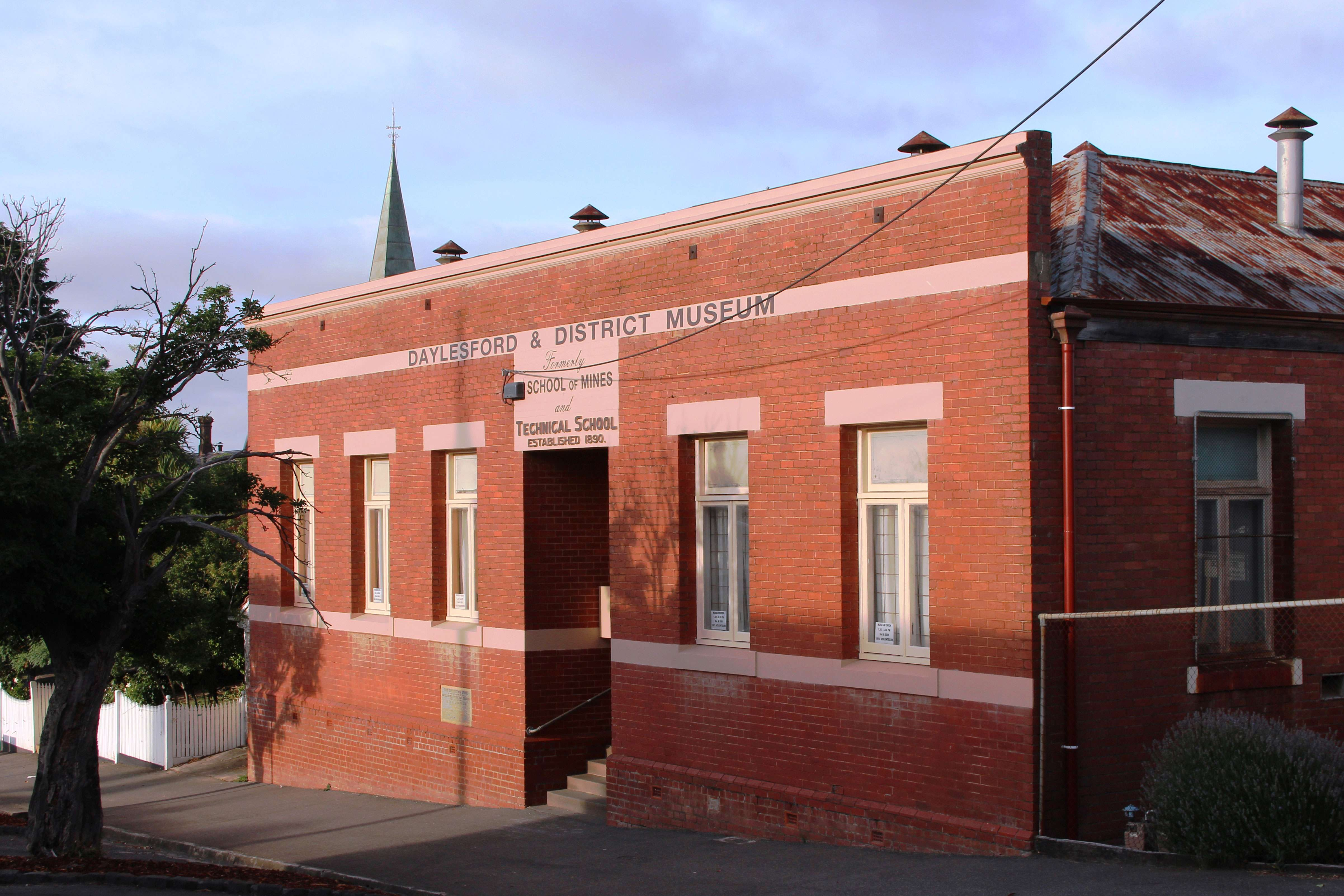 Daylesford Historical Society & Museum (1)