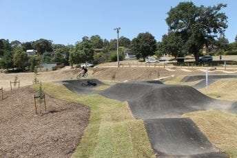 Creswick Pump Track Hammond Park